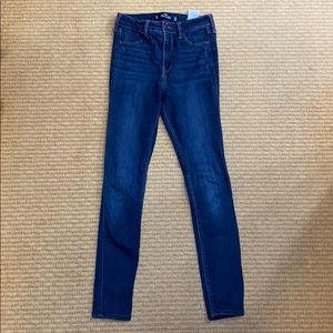 Hollister High-Rise Jeggings Size OS